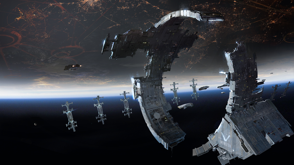 alien movie space station - photo #42