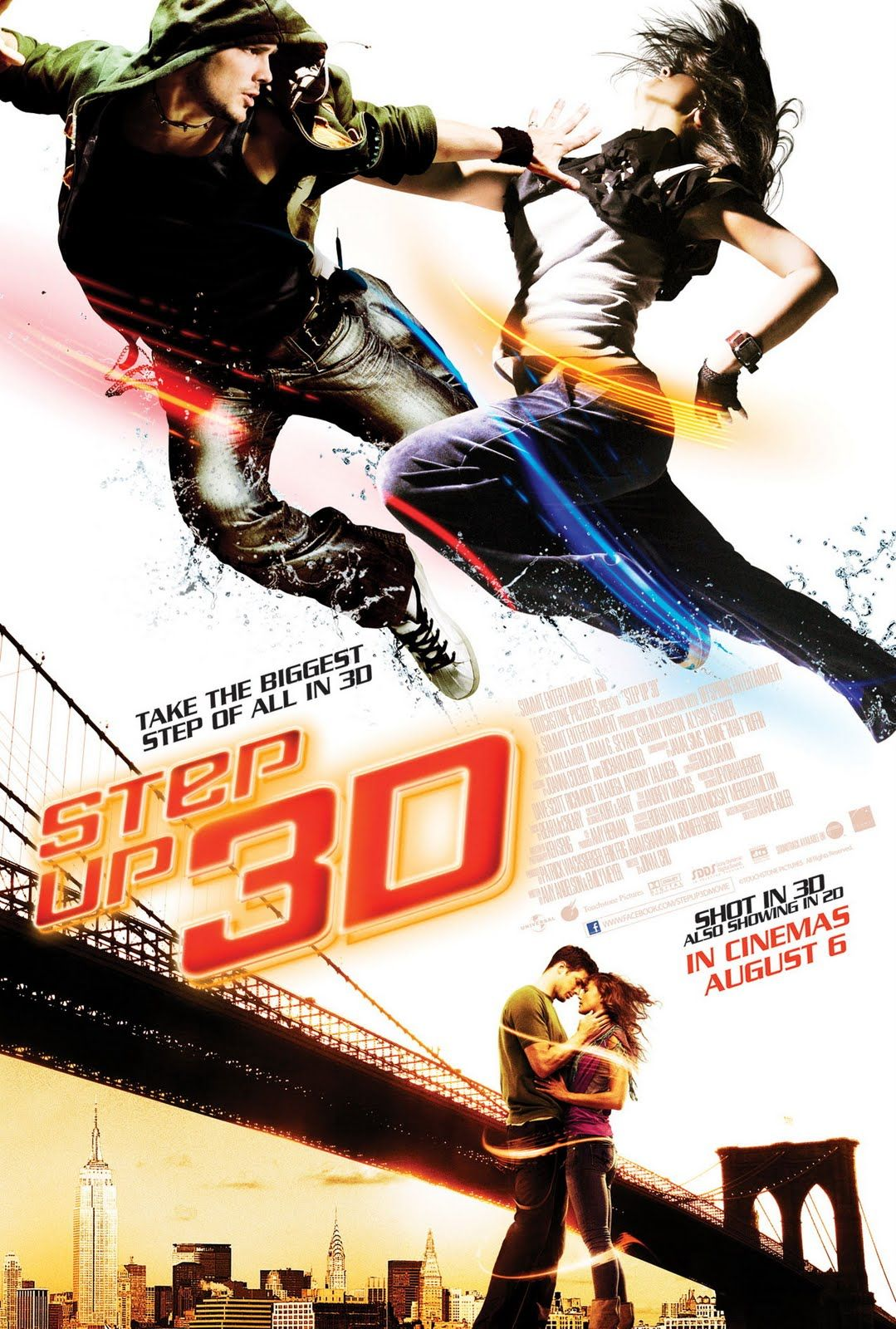 Step Up 3d Step Up 3 Step Up Movies Movies To Watch Free