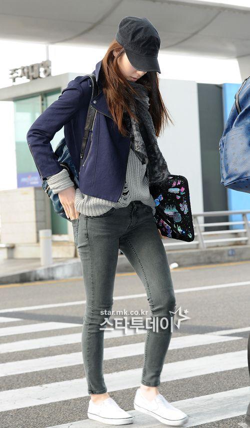 Krystal Jung F X Love Fashion