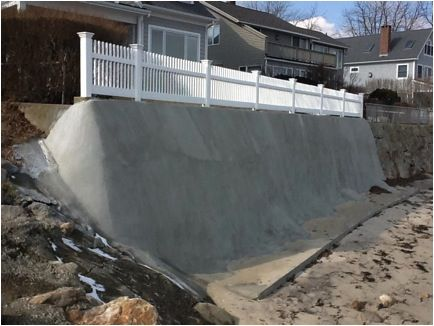 Gunite Swimming Pools And Spas Shur Shot Gunite Corporation Beach Properties Pool Construction Gunite Swimming Pool