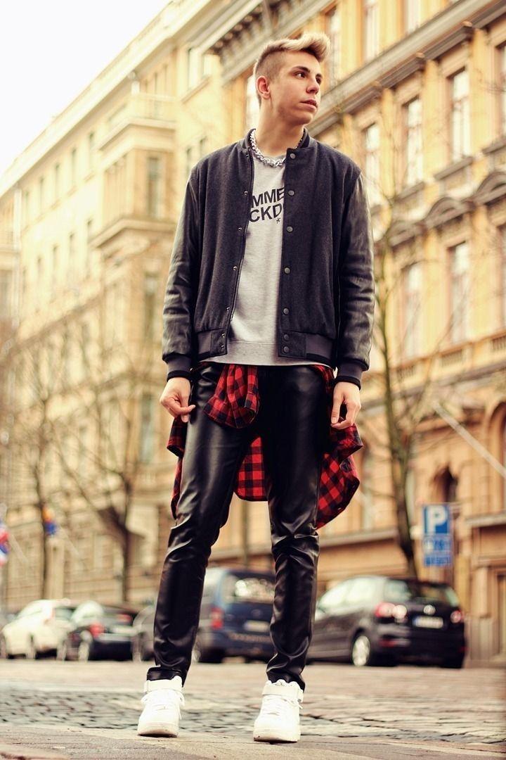 best of leather | Lederhose herren, Schwarze lederhose