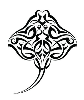 stingray tribal tattoo designs google search manta ray bedroom ideas pinterest tribal. Black Bedroom Furniture Sets. Home Design Ideas