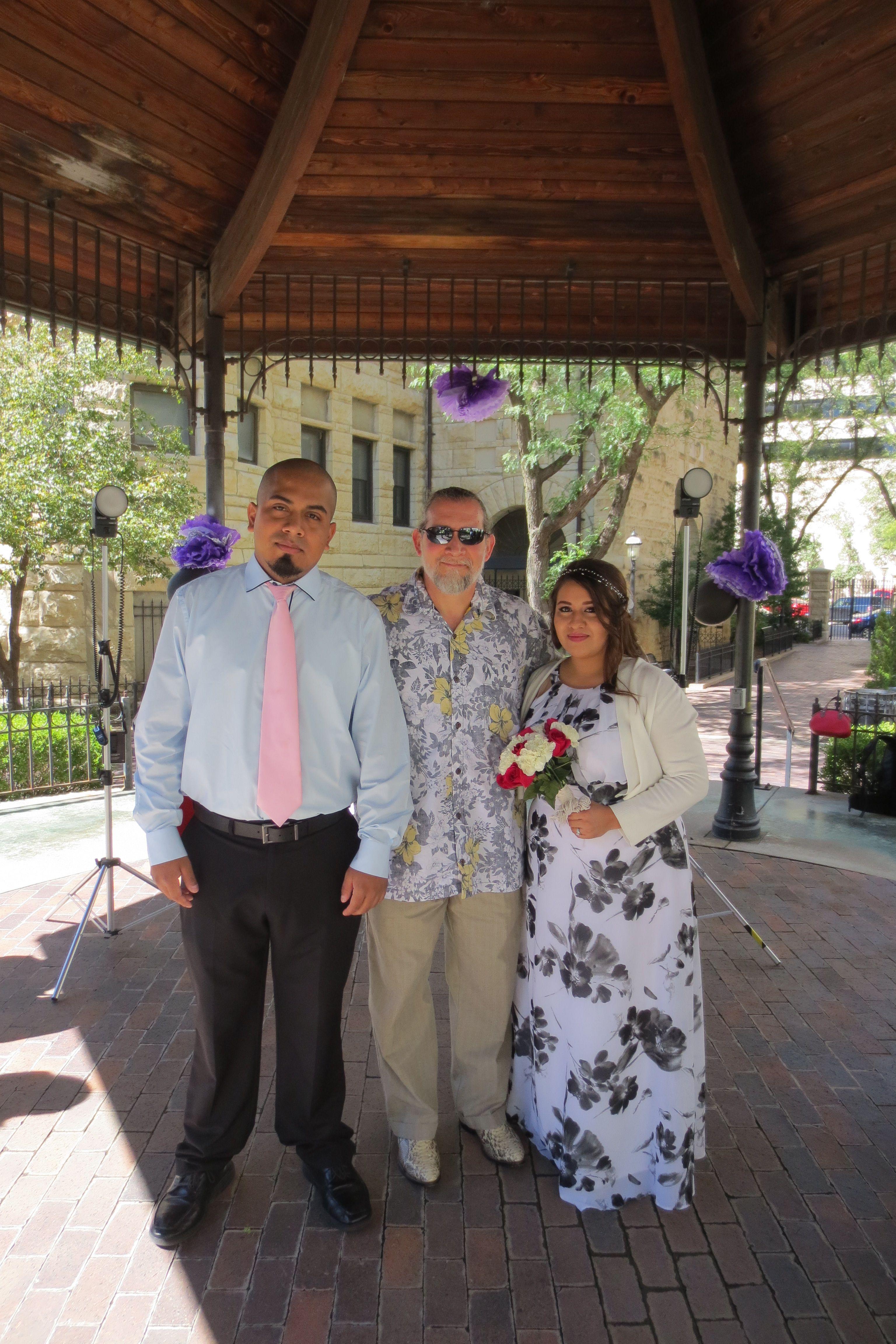 Dudeist priest wedding