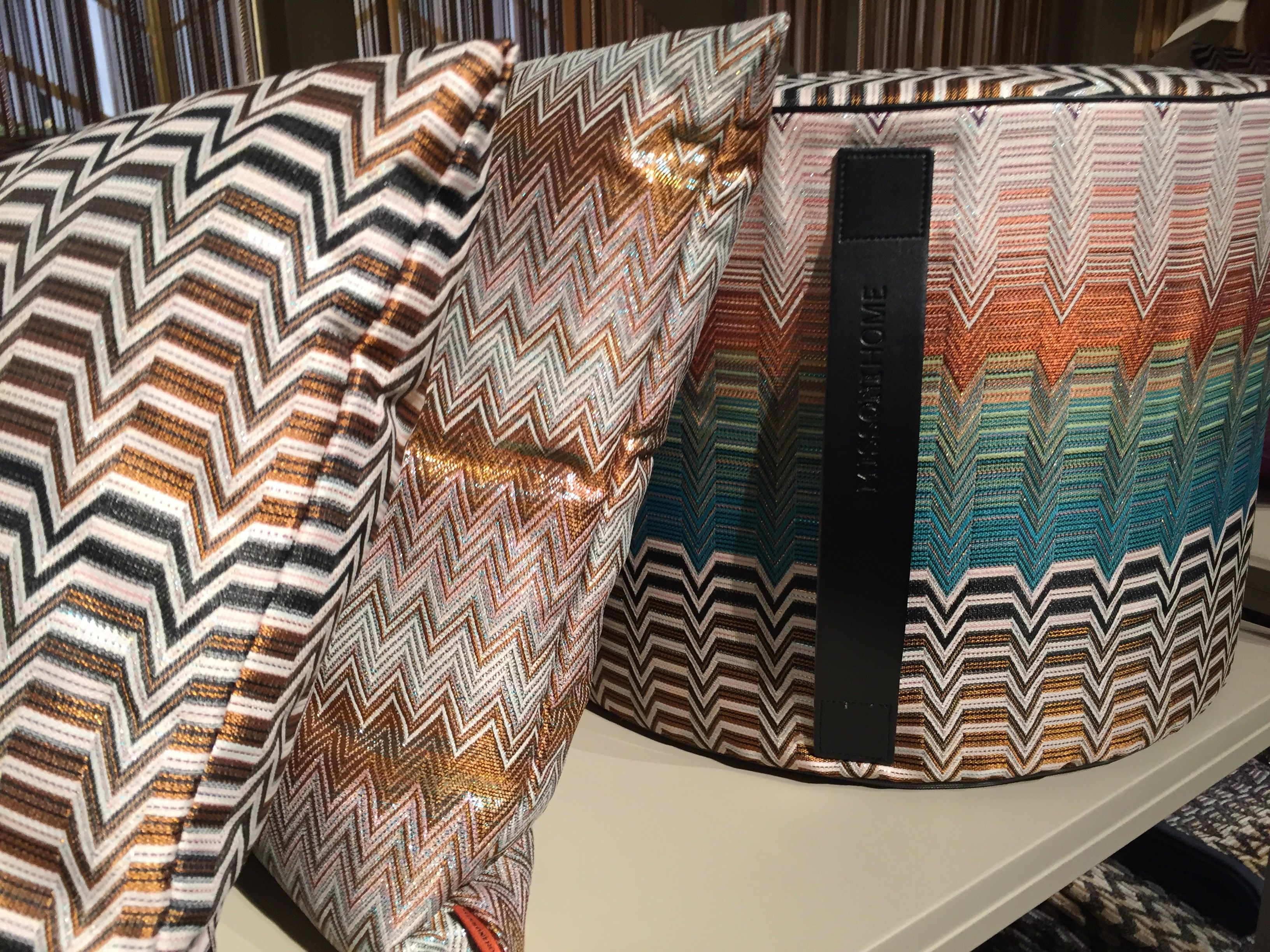99590e96f49661 We love the new Missoni Home Collection. Very soon available in our shop  and online webshop www.vorspagethome.nl
