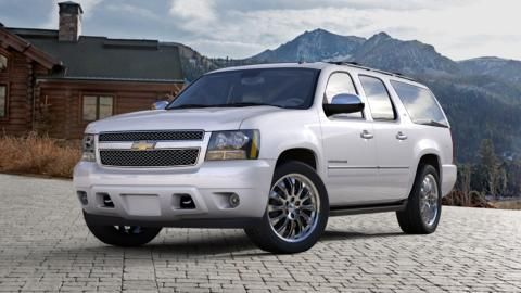 2013 Chevy Suburban Half Ton Build Your Own Suv Chevrolet