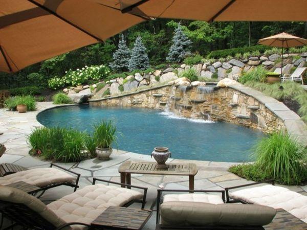Pool Ideen 101 bilder pool im garten bilder pool garden schwimmbecken