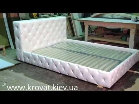 Nuevo estilo de diamantes cama tapizada muebles(China (Mainland ...