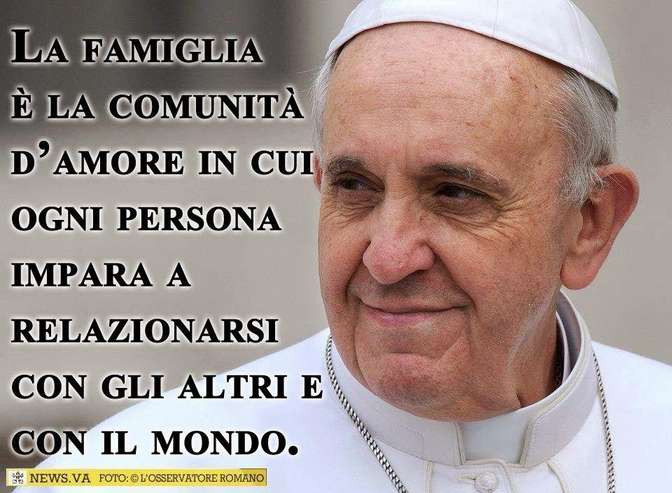 frasi celebri papa francesco