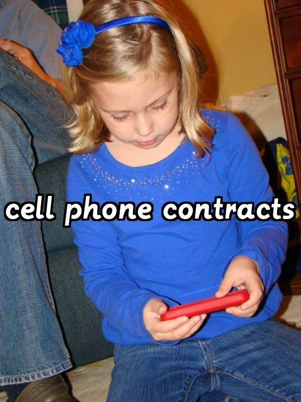 A is for beautiful: cell phone contracts