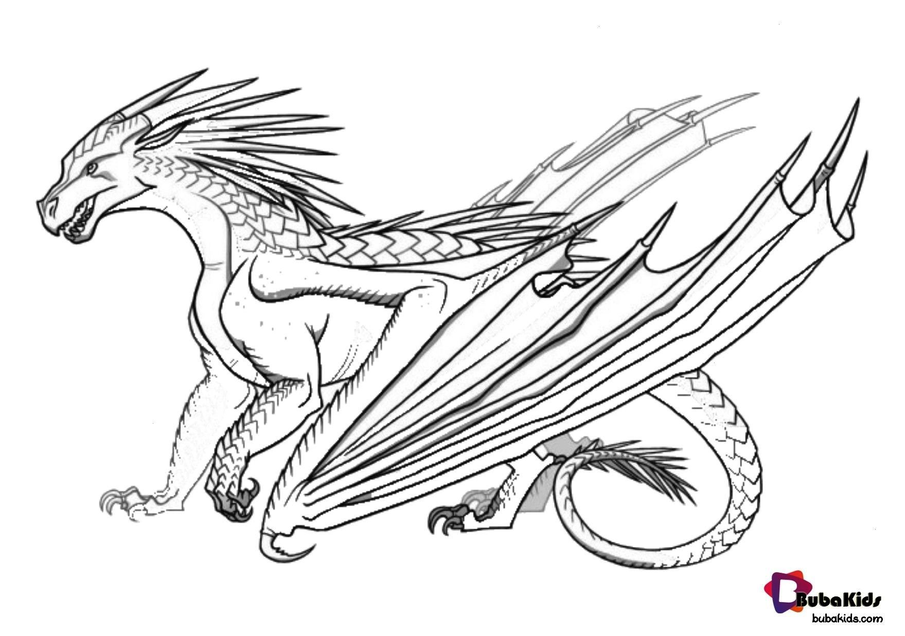 Collection Legendary Creatures Printable Mythfree Creature Thatfree Download Coloring Teenage Cartoo In 2020 Wings Of Fire Wings Of Fire Dragons Fire Dragon