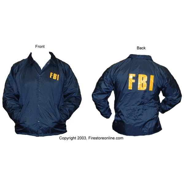 eb50e0c94 company photos fbi uniform ❤ liked on Polyvore featuring jackets ...
