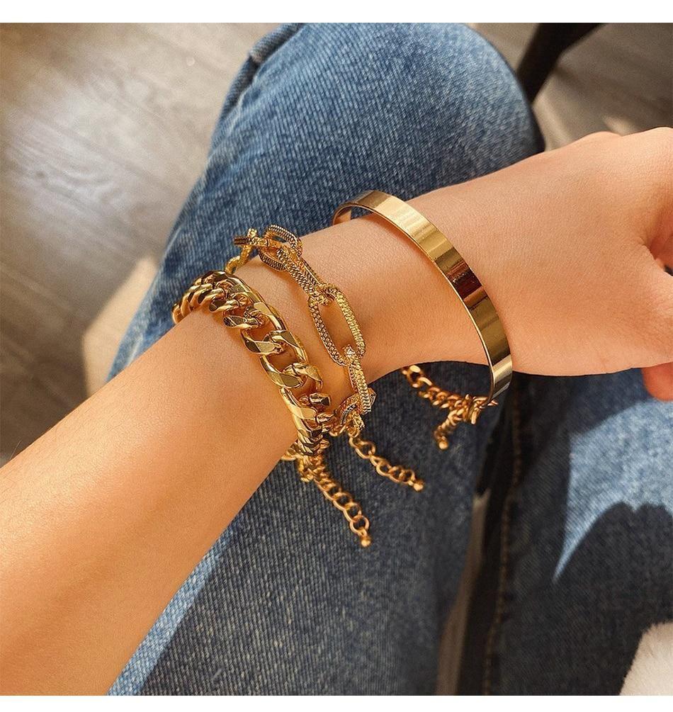 Photo of Curb Bracelet