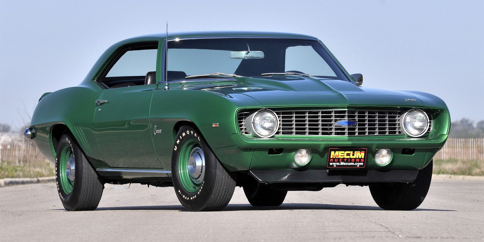 Built in limited numbers, these muscle cars were made for one reason ...