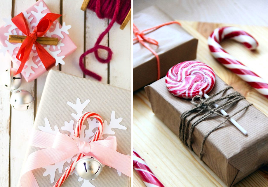 Candy Canes Make For The Perfect Gift Topper Holiday Ideas
