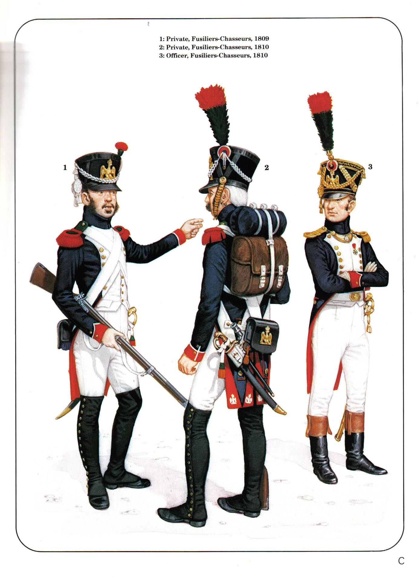Napoleon's Guard Infantry (2) 3 (C)