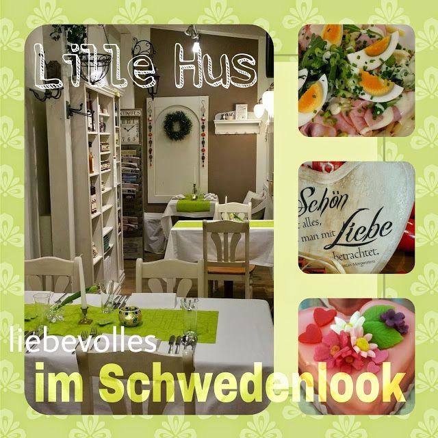 Lille Hus - Das Café mit Geschenkideen im Landhaus- und Shabby Stil: Neue Einblicke