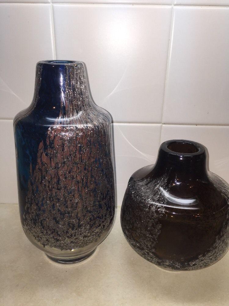 Mid Century Heinrich Loeffelhardt Schott Zwiesel German Art Glass