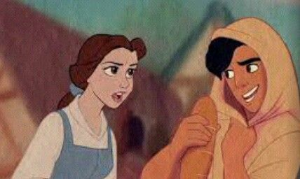 Belle and Alaadin
