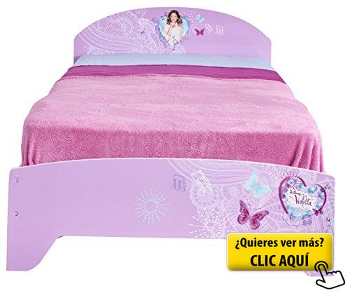 Cama Violetta HelloHome #cama #niña | Habitaciones de niños