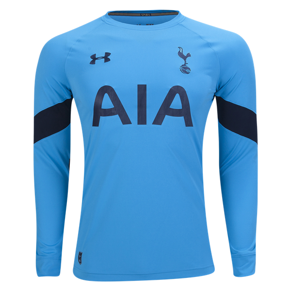 Tottenham 16 17 Ls Home Goalkeeper Jersey Check Out The Best In Soccer Goalkeeping Equipment And Gear At Wor Tottenham Football Shirts Long Sleeve Tshirt Men