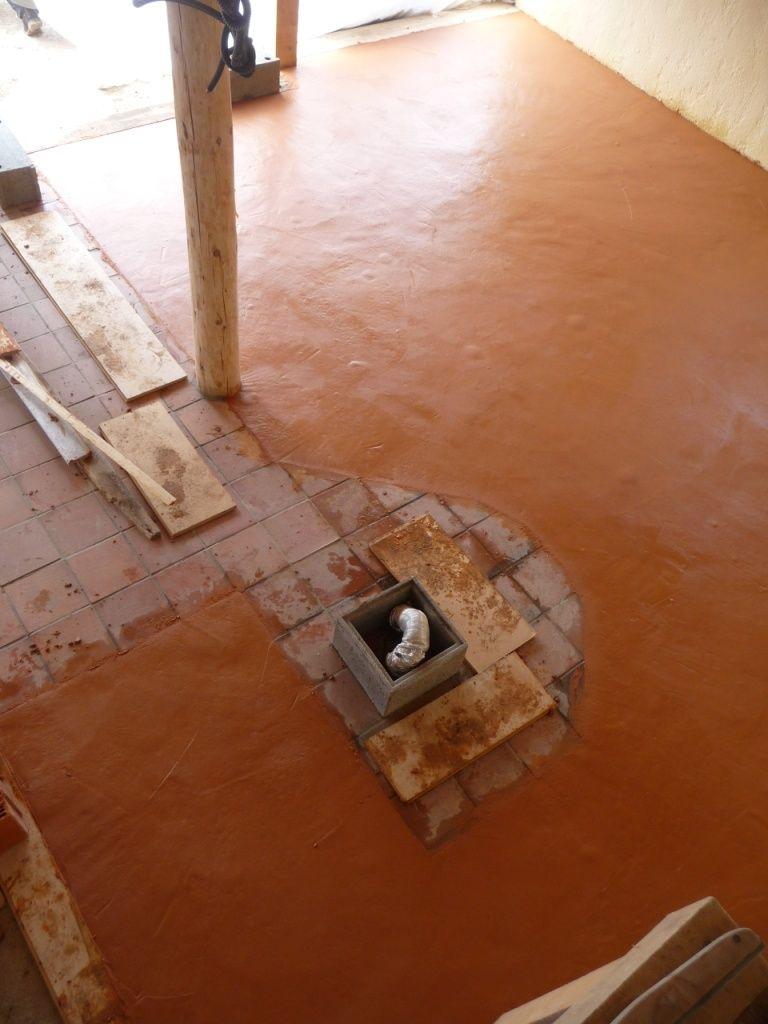 Chape de terre crue en 2019 maison maison en paille construction maison et maison - Construire une maison en terre ...