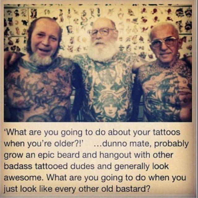 Old dudes
