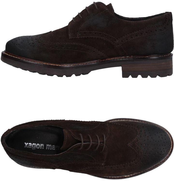 FOOTWEAR - Lace-up shoes Xagon Man zSKJs6B