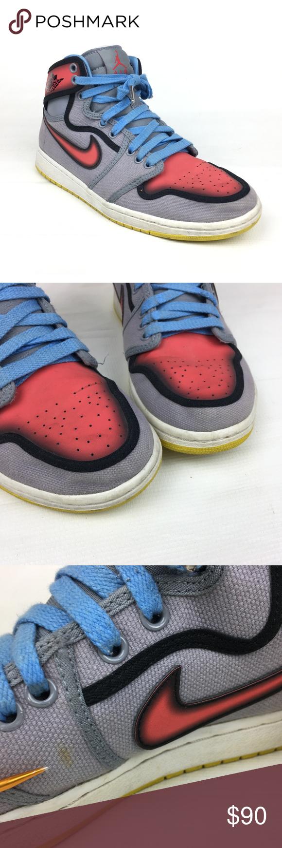 Rare Nike Air Jordan 1 Retro Ajko Rttg Sunburst 9 Rare Nikes Air Jordans Nike Air Jordan