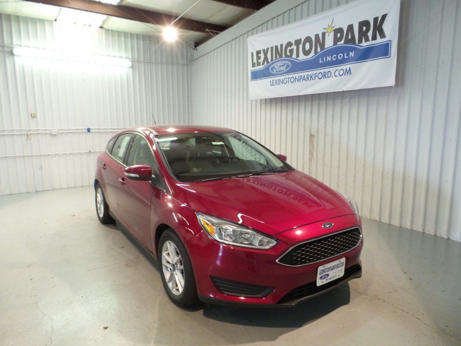What Do You Think Of This Ruby Red Metallic Paint Ford Focus Metallic Paint Red Metal