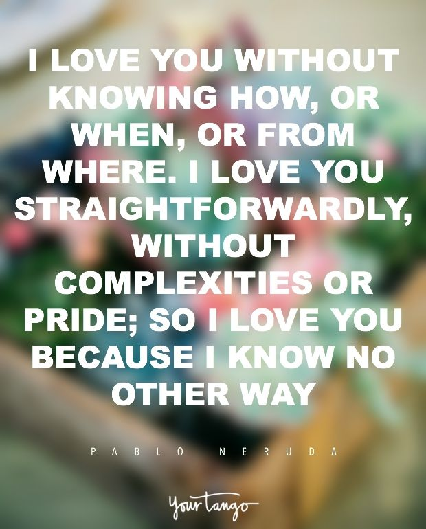 100 Best Inspirational 'I Love You' Quotes About Life With ...