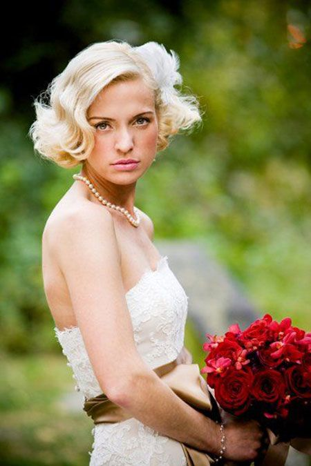 Pleasing 1000 Images About Wedding Hair On Pinterest Short Hairstyles For Black Women Fulllsitofus