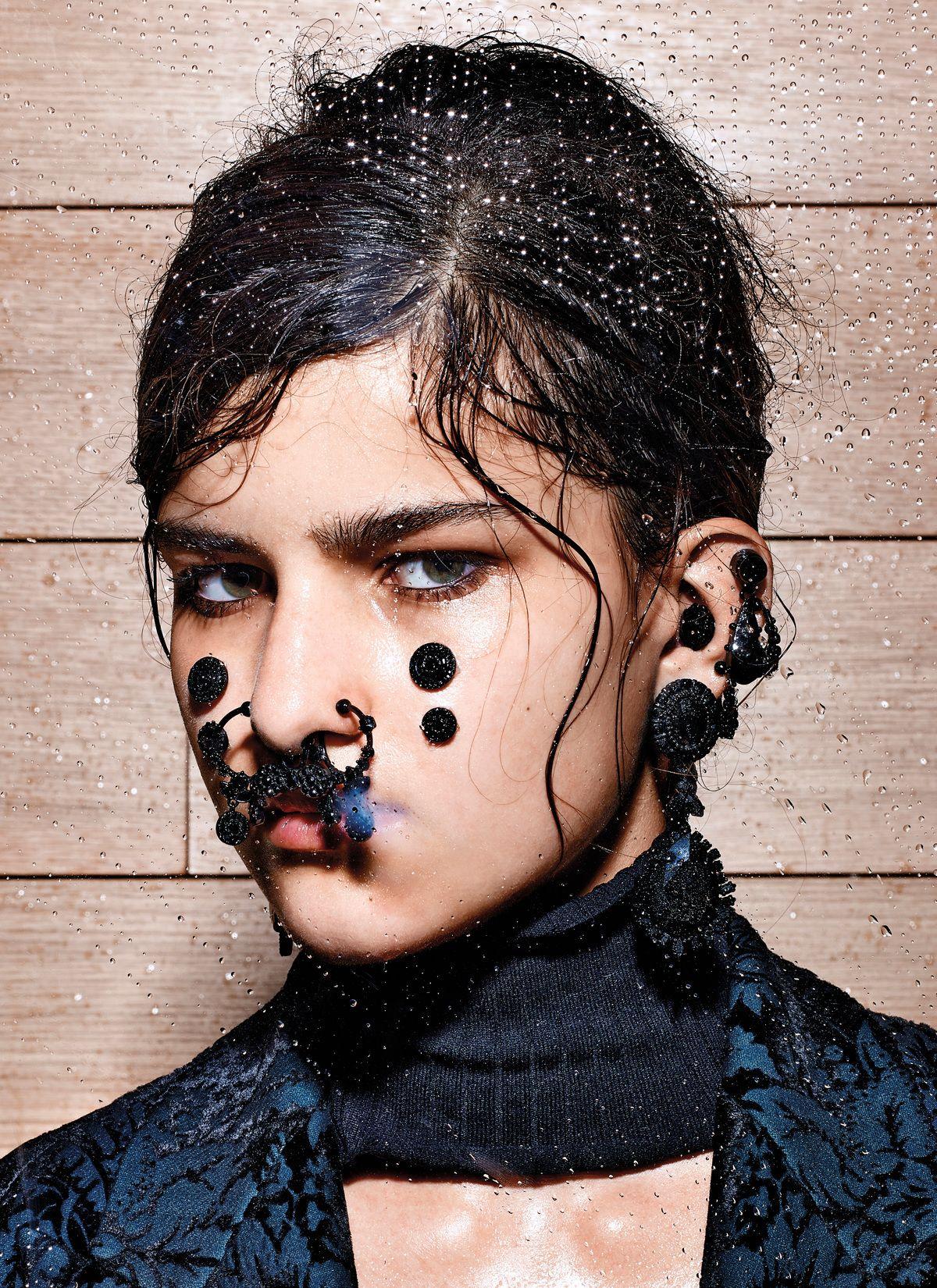 Art + Commerce - Artists - Photographers - Richard Burbridge - Vogue Italia November 2015