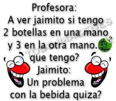 Chistes Buenisimos Para Contar De Jaimito Humor Jokes Words