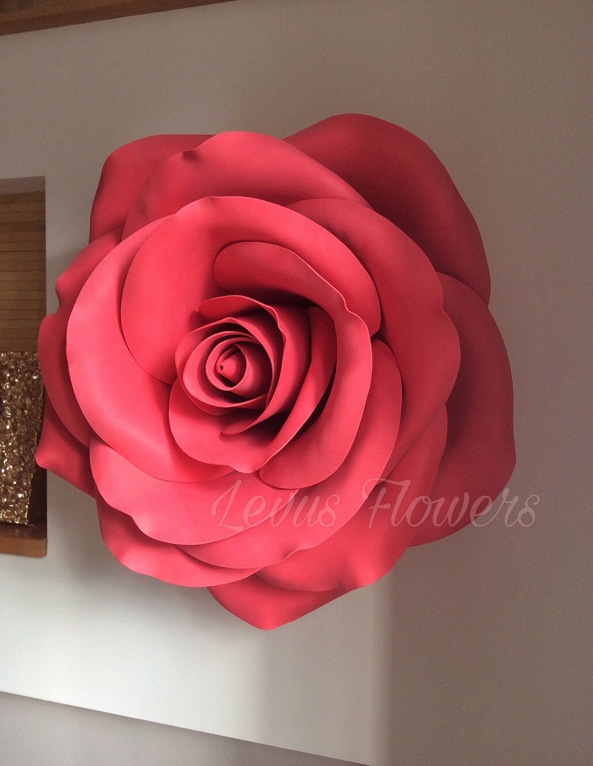 8b6b7e1a4296 Excited to share the latest addition to my  etsy shop  Giant Paper Flowers Large  Flowers Paper Flowers Foam Giant Flowers Izolon Flowers Wall Decor Wedding  ...