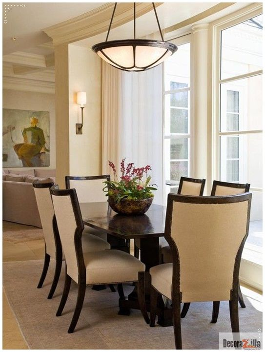Practical Tips For A Comfortable Dining Room  Httpwww Enchanting Comfortable Dining Room Sets 2018