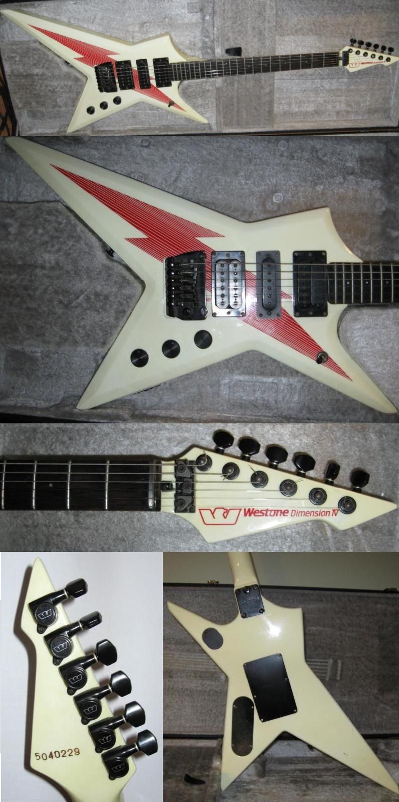 Serial westone numbers guitar The Guitar
