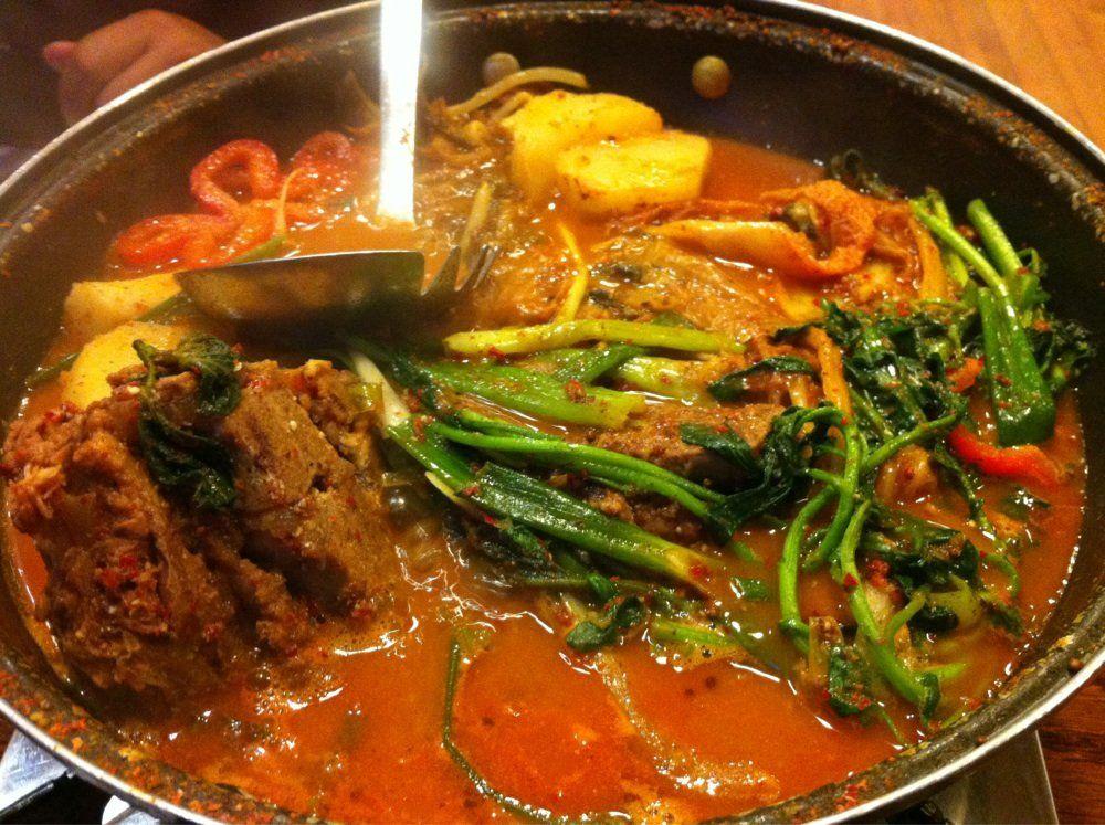Best Best Best Soup Geo Si Gi Parents Visit Food Nyc Restaurants Ethnic Recipes