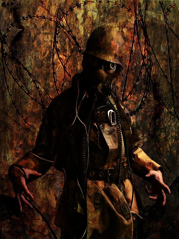 Silent Hill Miner by ~DarK-Tox1c on deviantART