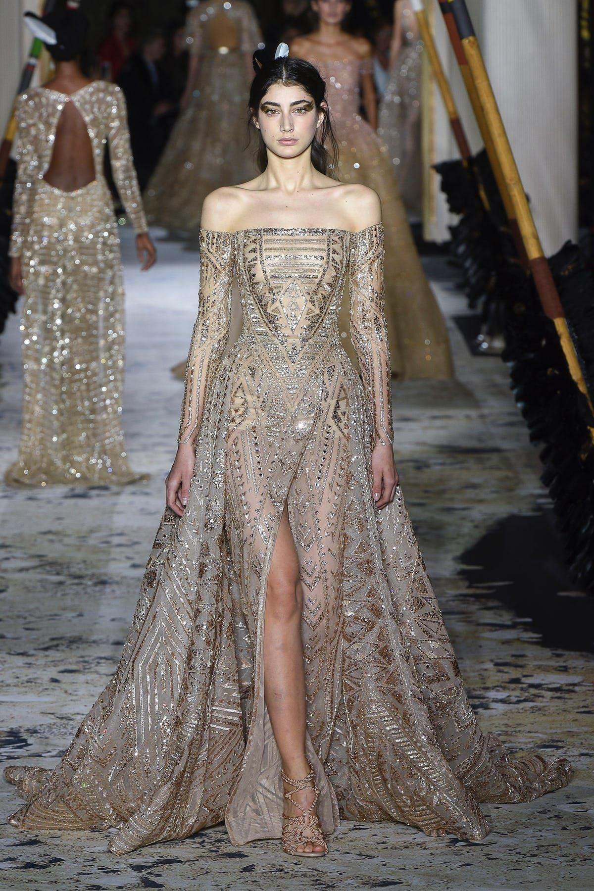 Zuhair murad soooooo fashion forward pinterest zuhair murad