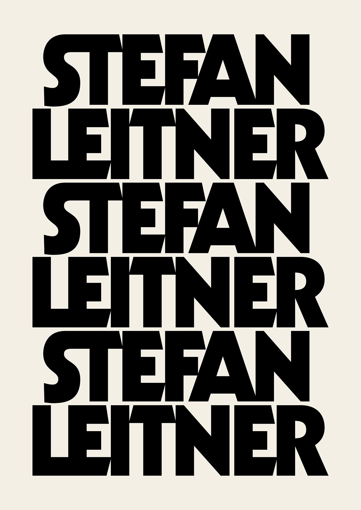 Stefan Leitner on Behance