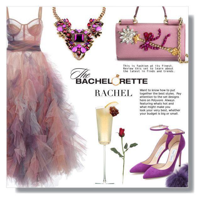 Bachelorette Rachel: Dress Rachel For The Bachelorette!