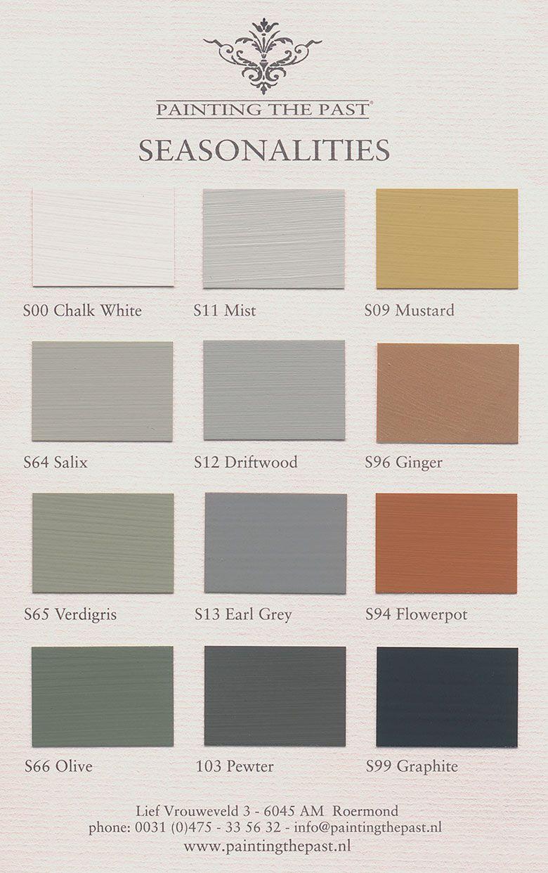 Painting the past paint nel 2019 colori pareti colori for Combinazioni colori arredamento