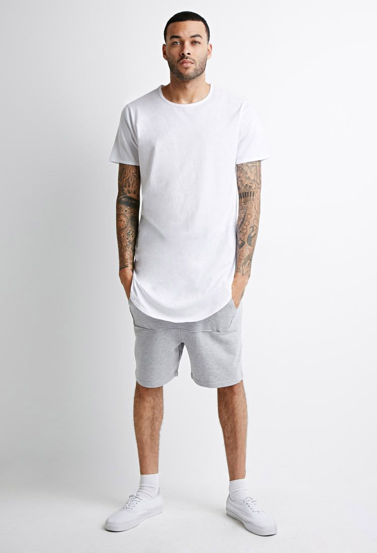 Image result for mens plain white t shirts fashion
