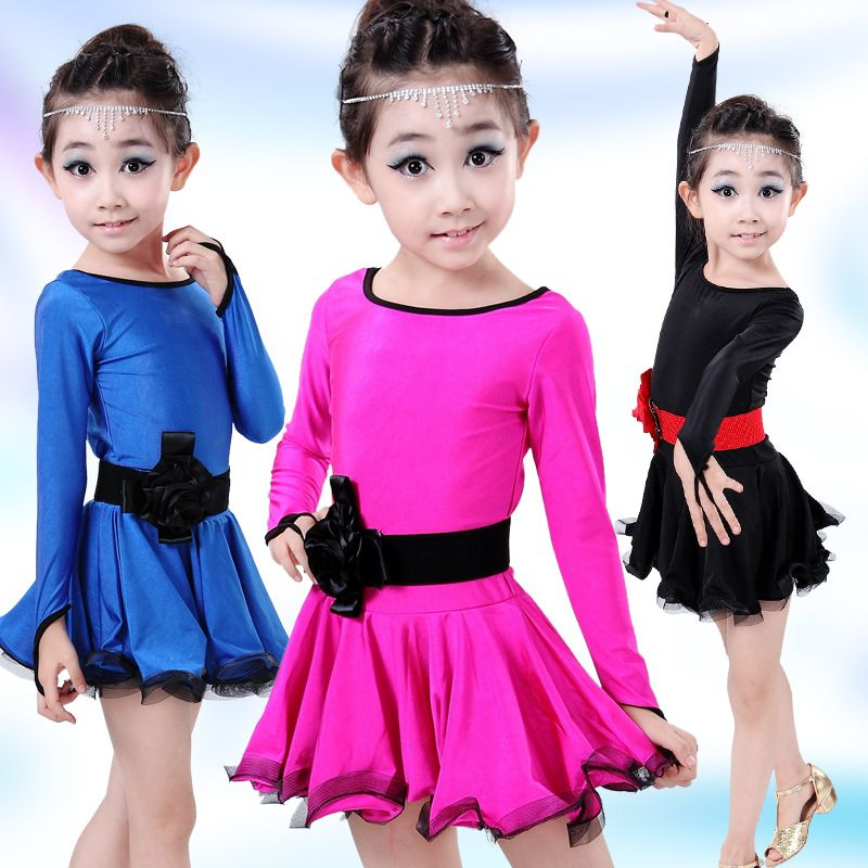 44968efea 120-160CM New Arrival Ballet Dress For Children Girl Sexy Leotard ...