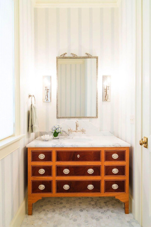 Pin by Kim Goslee on baths...powder rooms   Pinterest   Design firms ...
