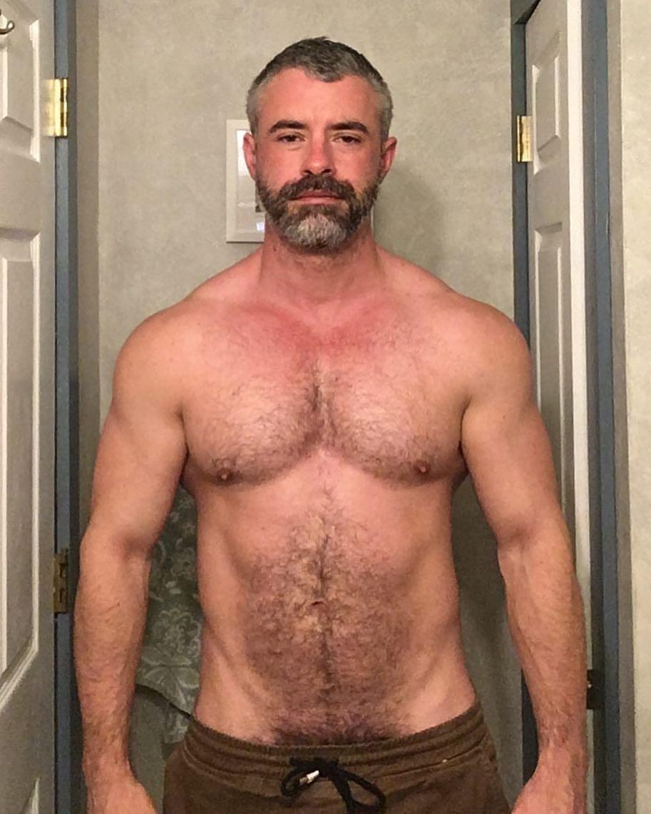 Bald Daddy Jake Shores Naked