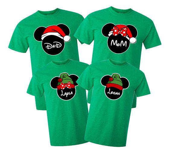 disney christmas family shirtsdisney family matching