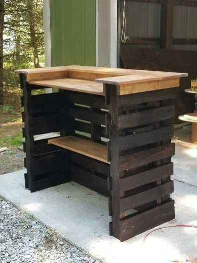 30+ Simple Diy Pallet Furniture Ideas To Inspire You #palletbedroomfurniture