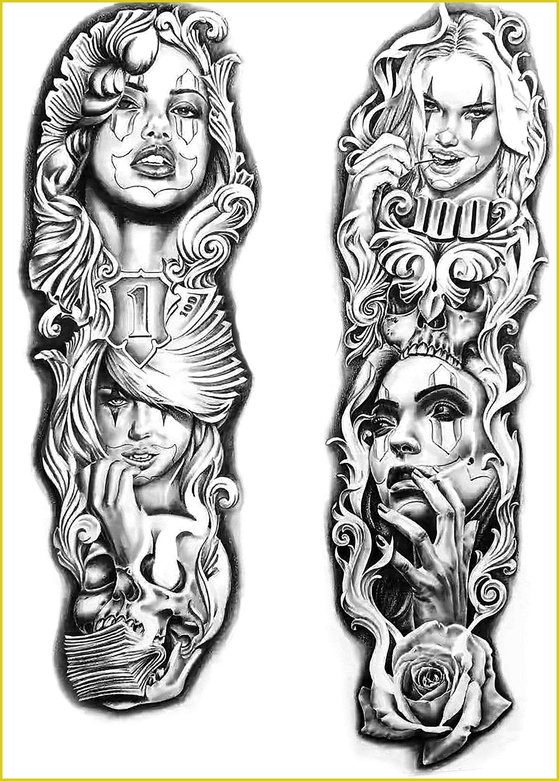 Designstattoodragon Designstattooskull Informationen Zu Notitle Pin Sie Konnen Mein P In 2020 Chicano Art Tattoos Chicano Tattoos Sleeve Chicano Style Tattoo