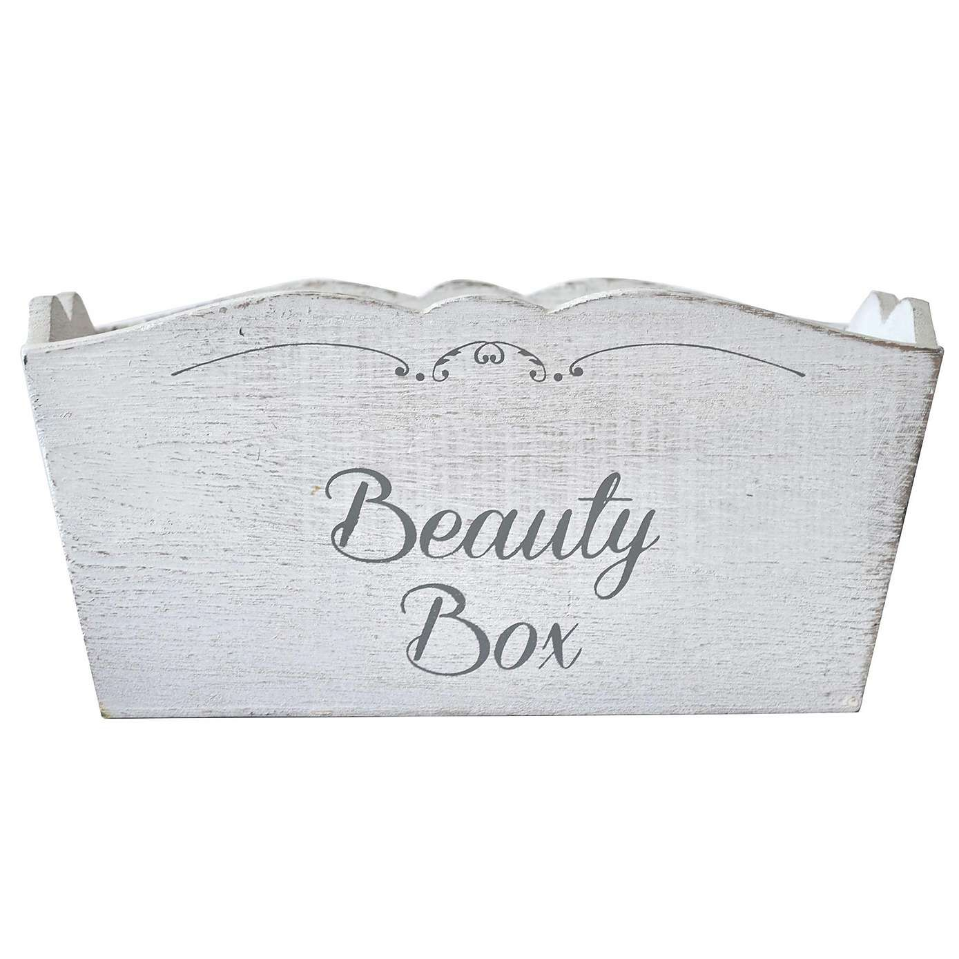 Dunelm Bathroom Accessories White Wash Wooden Beauty Box Dunelm 10 Shabby Chic Gifts For